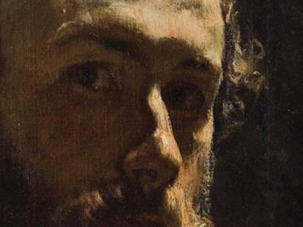 """""""Io sono l'atomo in balìa dell'infinito"""". Federico Faruffini, Perugia, 15 dicembre 1869"""
