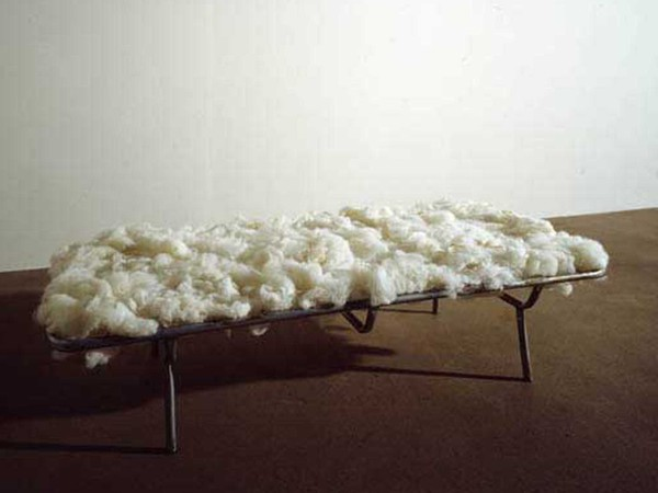 Jannis Kounellis - Senza titolo (Untitled), 1969