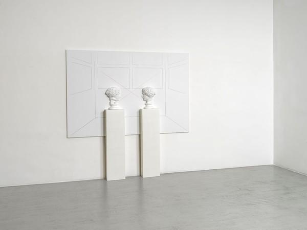 Giulio Paolini, Fuori quadro, Alfonso Artiaco, Napoli