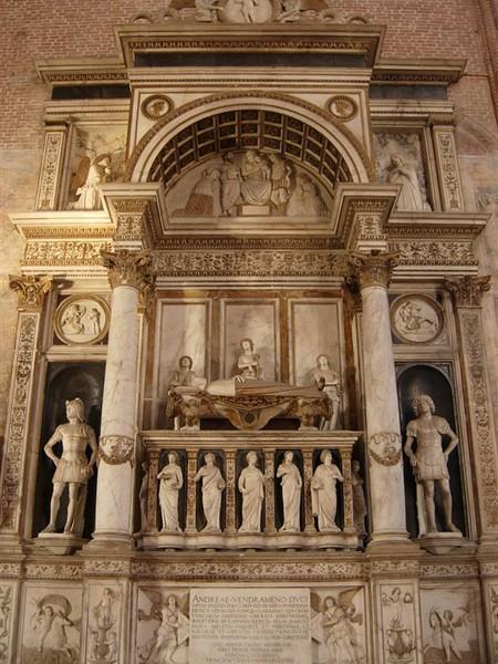 Monumento al Doge Andrea Vendramin