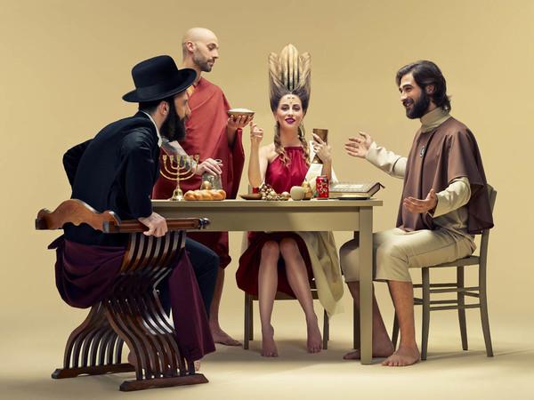 Monica Silva, Sacro Pasto, Cena Di Emmaus