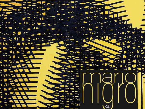 Mario Nigro, Gli spazi del colore