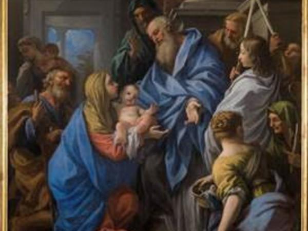Anton Domenico Gabbiani, Presentazione di Gesù al Tempio, 1709-1719. Pistoia, Museo Civico