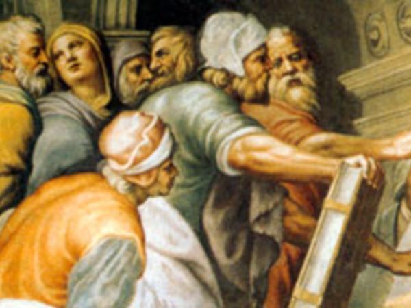 Dipinto del Parmigianino