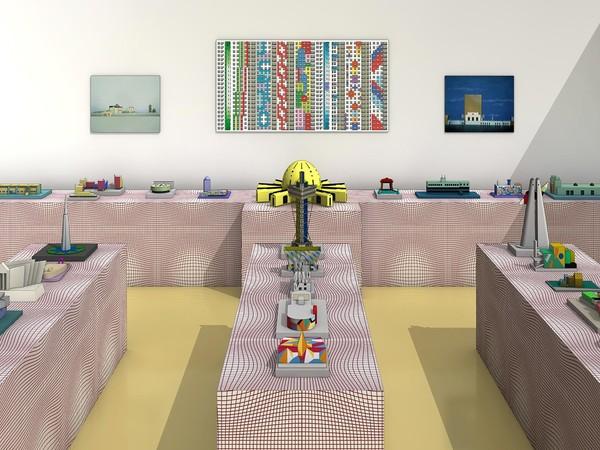 Abet Laminati. Atelier Mendini. Le Architetture