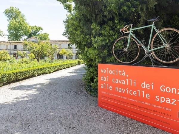 Velocità: dai cavalli dei Gonzaga alle navicelle spaziali, Complesso Museale Palazzo Ducale, Mantova