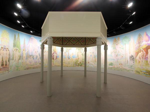 Elisàr von Kupffer, Il Chiaro Mondo dei Beati, Complesso Museale di Monte Verità, Ascona