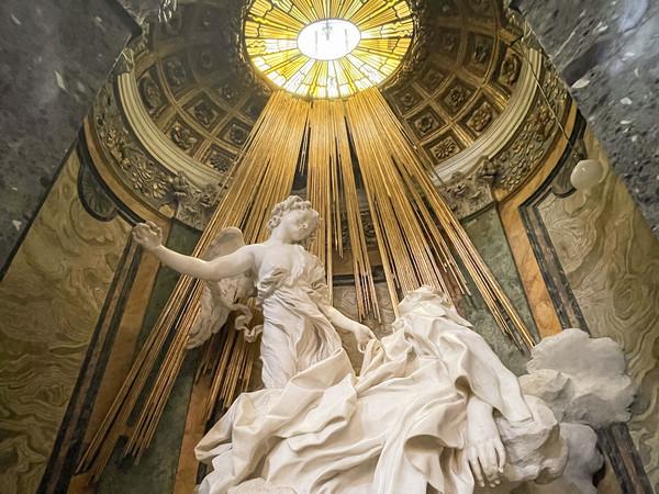Da riscoprire a Roma, in Santa Maria della Vittoria