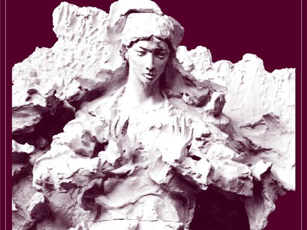 Lucio Fontana, Primo modello della Pala dell'Assunta, 1954
