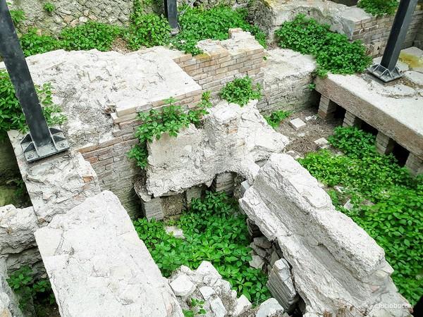 Area archeologica Porto Traianeo, Ancona