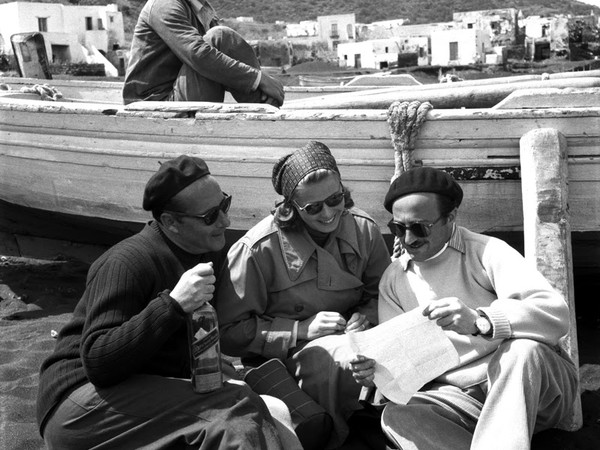 Federico Patellani, Stromboli, 1949