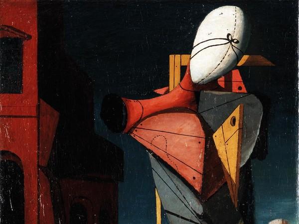 Giorgio de Chirico, Il trovatore, 1917. Collezione privata © by SIAE 2015