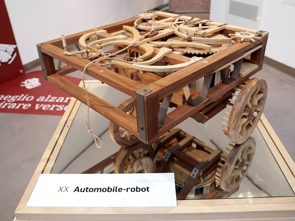 Automobile robot