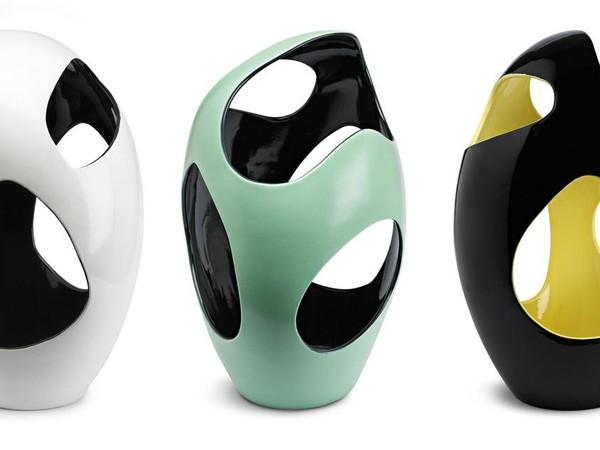 Le ceramiche di Antonia Campi. Geometrie impossibili - Mostra - Sondrio - Galleria Credito ...