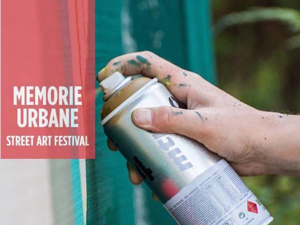 Memorie Urbane 2015. Street Art Festival