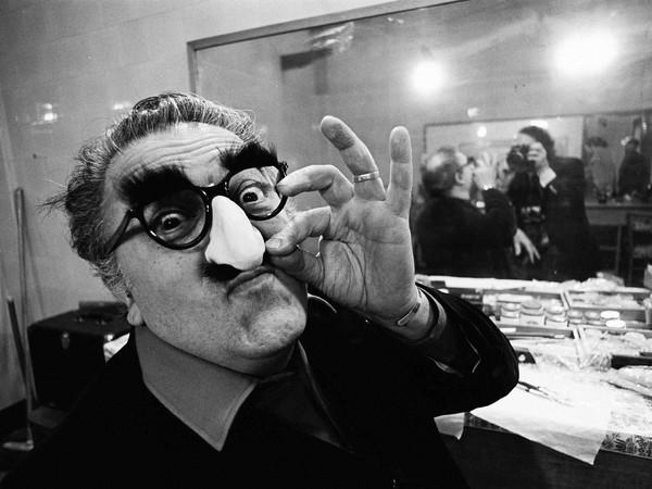 Vittoriano Rastelli, Federico Fellini