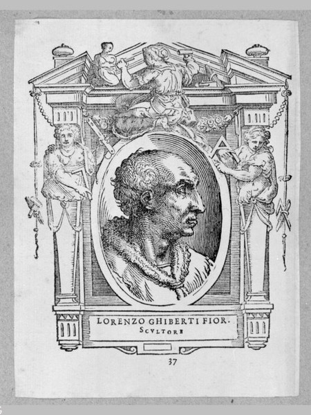 the works of lorenzo di cione ghiberti Ghiberti, lorenzo lorenzo (di cione) ghiberti (b florence, 1378  and up until the work of rodin in the 19th century ghiberti's writings, .