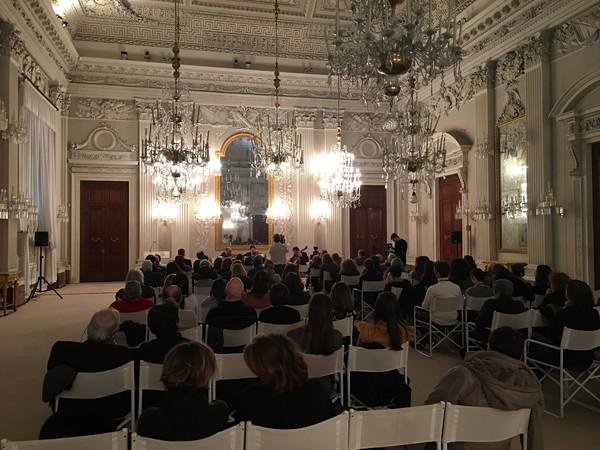 Sala Bianca di Palazzo Pitti, Firenze