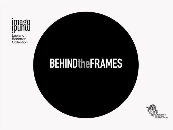 Behind the frames
