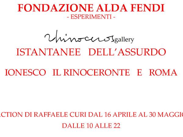 Istantanee dell'assurdo, Rhinoceros gallery, Roma
