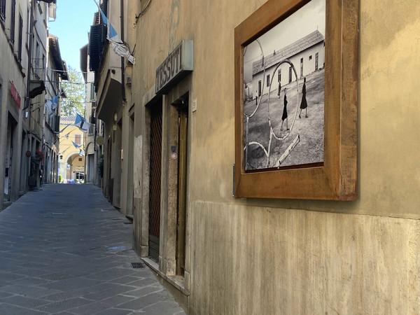 Galleria Permanente a Cielo Aperto, Bibbiena