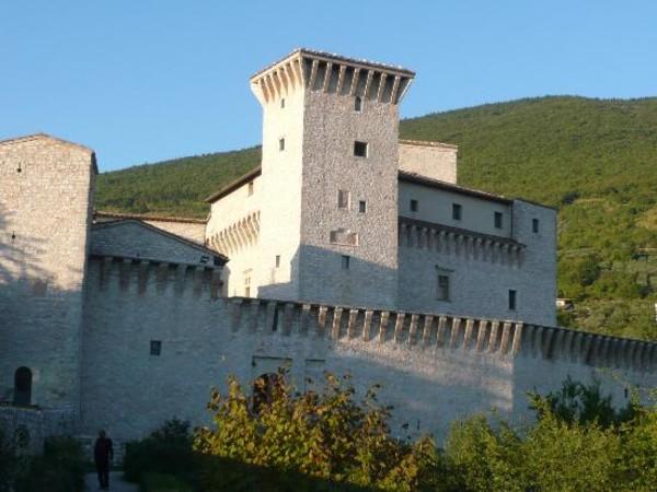 Museo Civico Rocca Flea, Gualdo Tadino (PG)