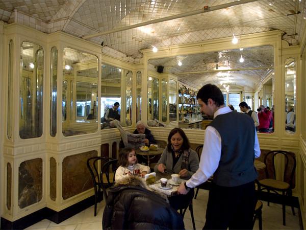 Caff degli specchi a genova caff itinerari turismo - Caffe degli specchi ...