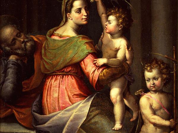 Stefano Pieri, Sacra Famiglia con San Giovannino e San Giuseppe