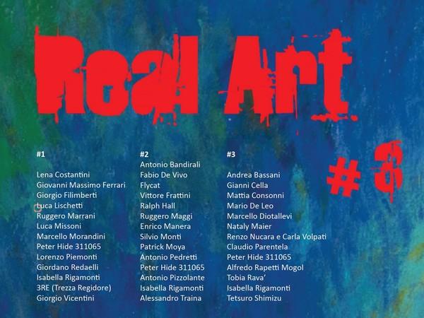 Real Art #1 - #2 - #3