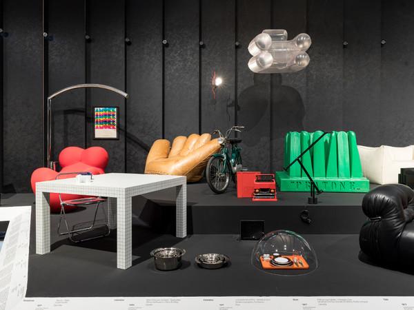 Esposizione Permanente Del Made In Italy E Del Design Italiano.Dalla Vespa Alla Lettera22 Il Novecento Al Triennale Design