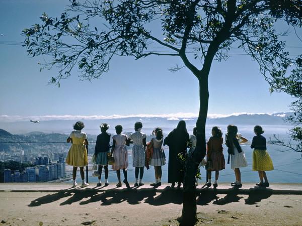 Martin Karplus, Rio de Janeiro, 1960