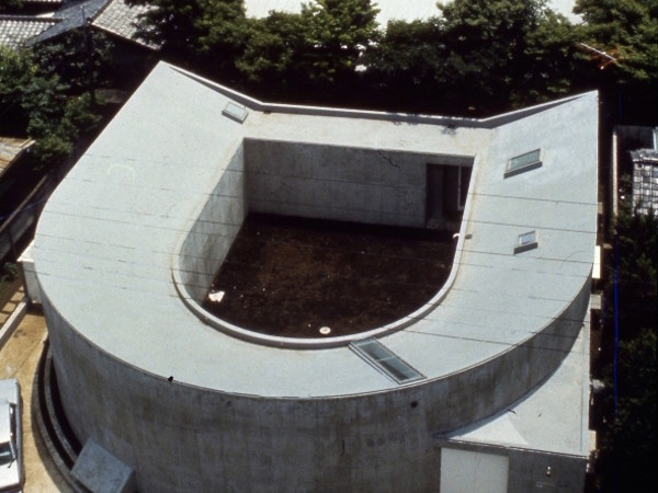 Toyo Ito, House U, 1976