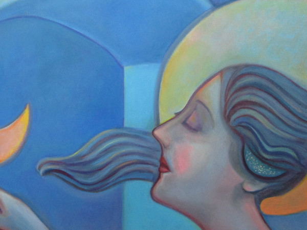 Lilliana Comes. Sympátheia. Il sentimento dell'arte, Galleria WeSpace, Napoli