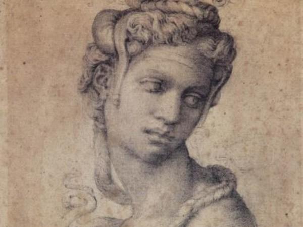 Michelangelo Buonarroti, Cleopatra, 1535 ca.
