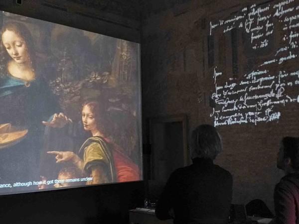 Nero su bianco. Carte d'archivio raccontano Leonardo, Archivio di Stato, Milano