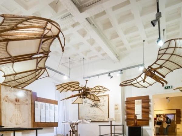 Leonardo da Vinci. Il Genio e le Invenzioni – Le Grandi Macchine interattive, Museo della Cancelleria, Roma