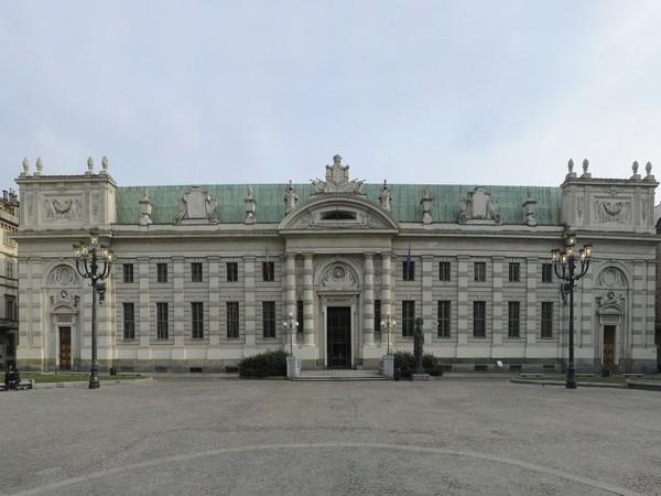 Biblioteca Nazionale Universitaria, Torino