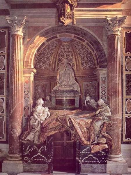 Sepolcro di Alessandro VII