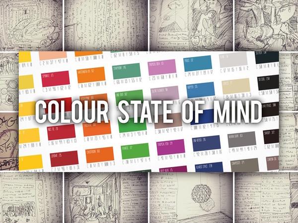 Francesco Zavattari. Colour State of Mind