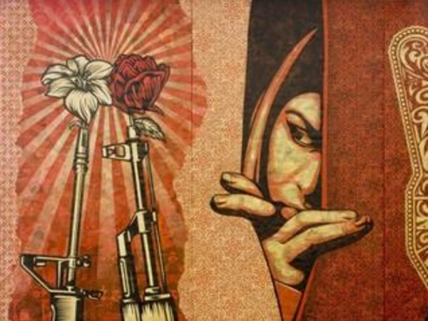 © Shepard Fairey aka Obey the Giant