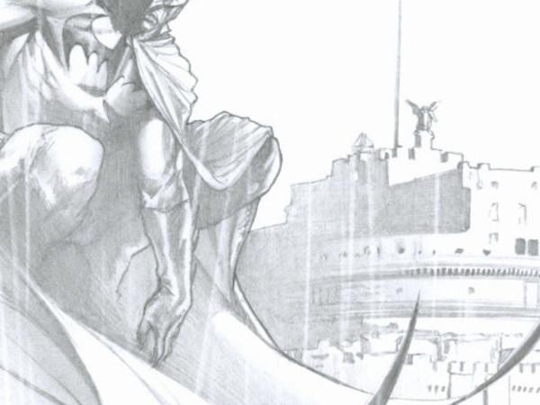 Gabriele Dell'Otto, Batman, Castel Sant'Angleo