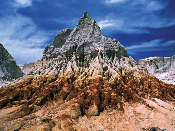 Paolo Gotti, Montagna di sabbia, Brasile