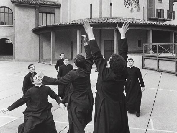 Pepi Merisio, Basket in Seminario, 1964