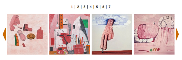 FOTO: Philip Guston and The Poets