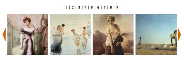 FOTO: Ottocento. L'arte dell'Italia tra Hayez e Segantini