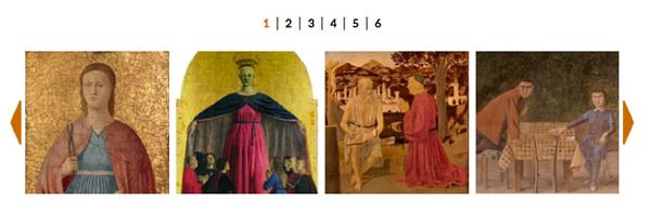 La galleria immagini della mostra a Forlì