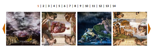 FOTO: Giudizio Universale. Michelangelo and the Secrets of the Sistine Chapel