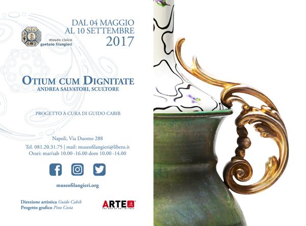 Otium cum dignitate. Andrea Salvatori - Scultore