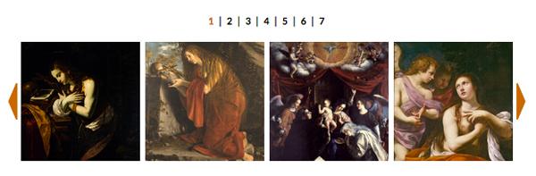 FOTO – La luce e i silenzi: Orazio Gentileschi e la pittura caravaggesca nelle Marche del Seicento