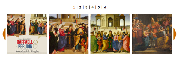 Primo Dialogo. Raffaello e Perugino a Brera